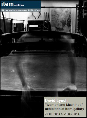 Item Gallery - Exposition : David Lynch, Women and Machines