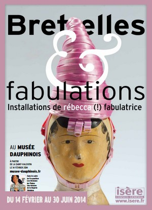 Musée dauphinois, Grenoble - Exposition : Bretelles & fabulations