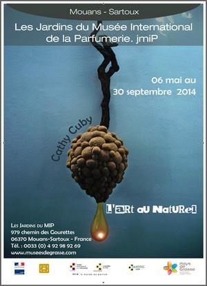 Expositions en provence alpes cte d 39 azur - Jardin du musee international de la parfumerie ...