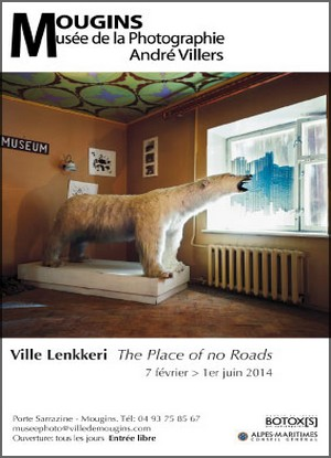 Musée de la Photographie André Villers, Mougins - Exposition : Ville Lenkkeri, The place of No Roads