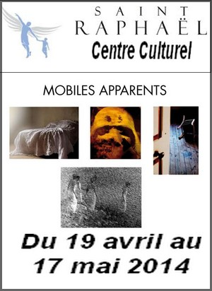 Centre Culturel, Saint-Raphaël - Exposition : Mobiles Apparents