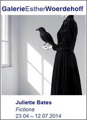 Galerie Esther Woerdehoff - Exposition : Juliette Bates, Fictions