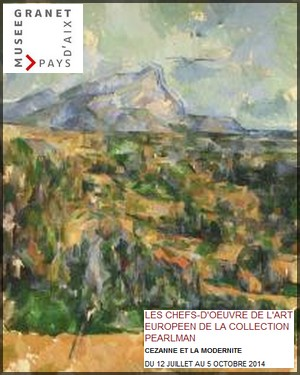 Musée Granet, Aix-en-Provence - Exposition : Collection Henry & Rose Pearlman
