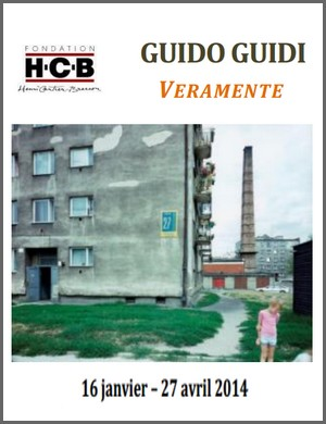 Fondation Henri Cartier-Bresson - Exposition : Guido Guidi, Veramente
