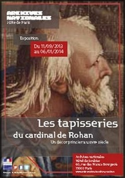 Archives Nationales - Les tapisseries du cardinal de Rohan