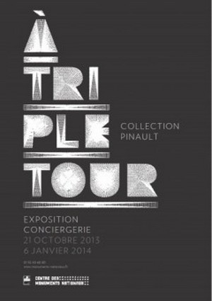 Expo À triple tour : oeuvres de la collection Pinault