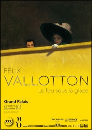 Expo Félix Vallotton - Grand Palais