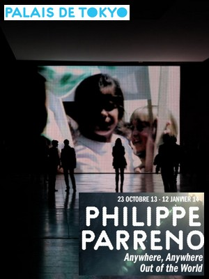 Palais de Tokyo - Exposition Philippe Parreno, Anywhere, Anywhere Out of the World