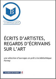 Écrits d'Artistes, Regards d'Écrivains sur l'Art