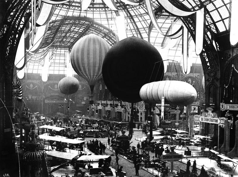 Le grand palais for Salon de l invention paris