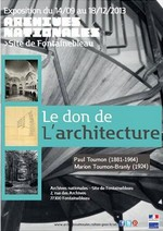 Le don de l'architecture : Paul Tournon