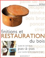 Finitions et restauration du bois