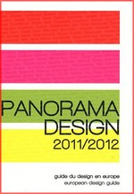 Panorama design 2011 - 2012 : guide du design en Europe